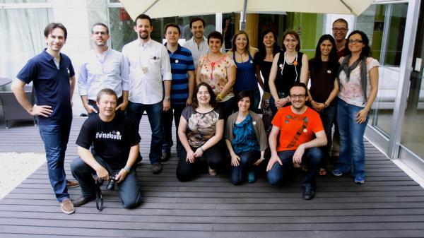 The Team at Summer Wine Market 2012 by Adegga