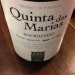 Quinta das Marias Encruzado 2011