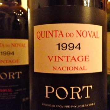 Quinta do Noval Nacional 1994 Vintage Port Wine