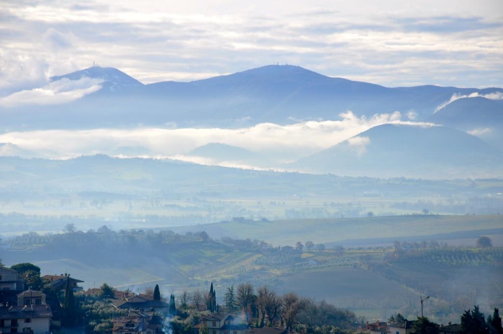 Umbria hills