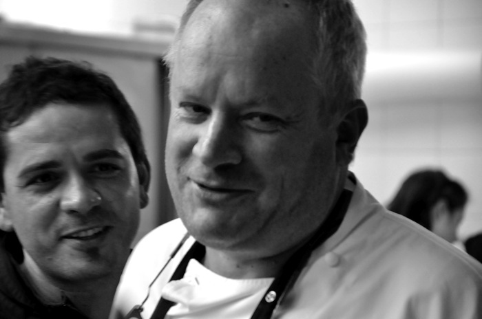 Dieter Koschina and Matteo Ferrantino